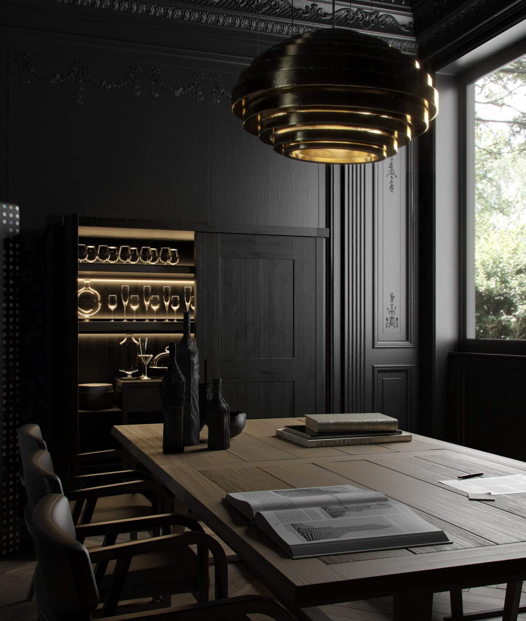 Render It Black – Contest 42 c RENDER IT BLACK ottimizzata
